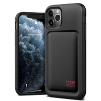 Чехол VRS Design Damda High Pro Shield для iPhone 11 Pro Max Matt Black