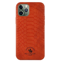 Чехол Santa Barbara Polo & Racquet Club Knight для iPhone 11 Pro Max Красный