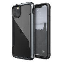 Чехол X-Doria Defense Shield для iPhone 11 Pro Max Чёрный