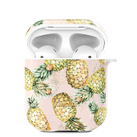 Чехол Kingxbar Fresh для Apple Airpods Pineapple