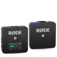Радиосистема RODE Wireless GO Чёрная